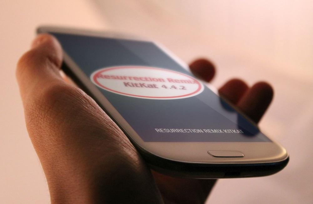 Ressurection Remix na Galaxy S III [źródło: galaktyczny.pl]
