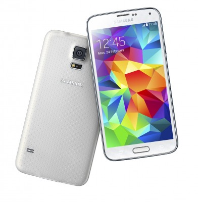 Samsung Galaxy S 5 [źródło: Samsung]