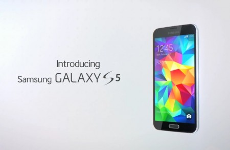 Samsung Galaxy S 5 [źródło: galaktyczny.pl]