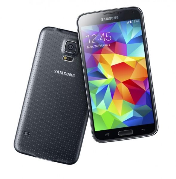 Samsung Galaxy S 5 / fot. Samsung