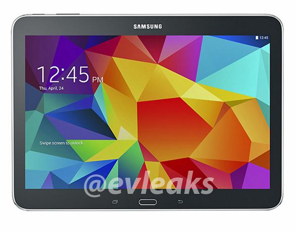 Samsung Galaxy Tab 4 10.1 / fot. evleaks