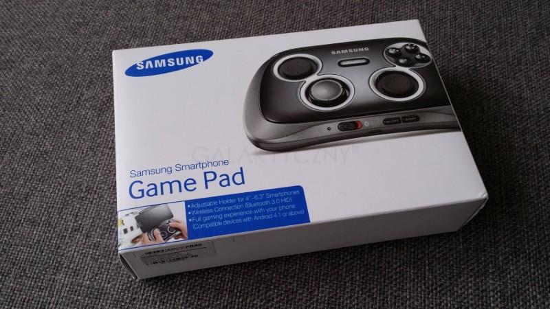 Samsung Game Pad EI-GP20 / fot. galaktyczny.pl