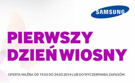 Promocja Samsung [źródło: Sferis]