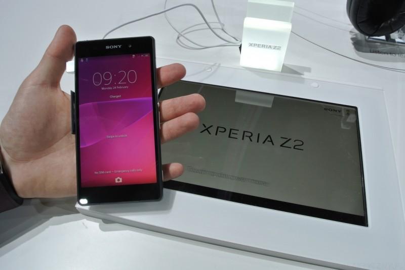 Sony Xperia Z2 / fot. galaktyczny.pl