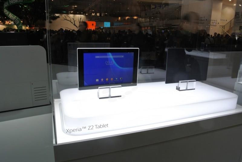 Tablet Sony Xperia Z2 / fot. galaktyczny