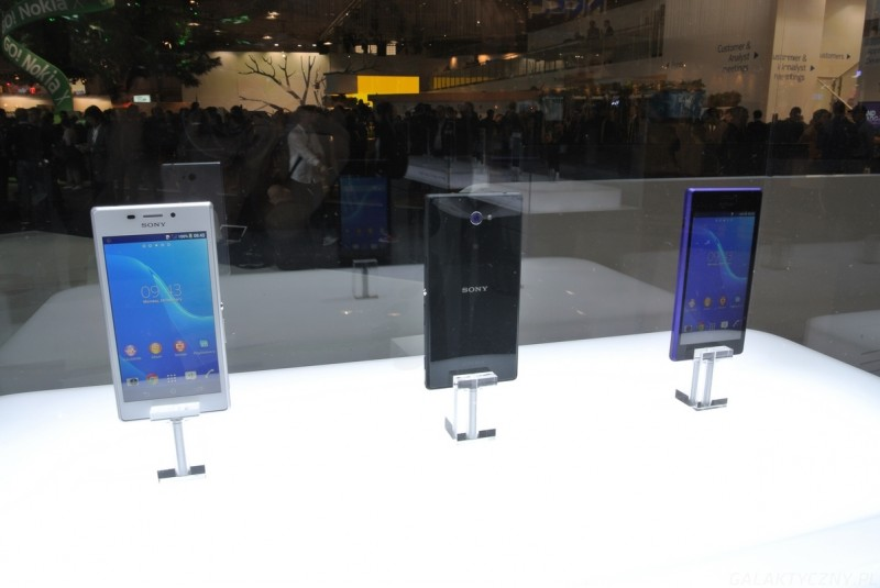 Sony Xperia M2 / fot. galaktyczny