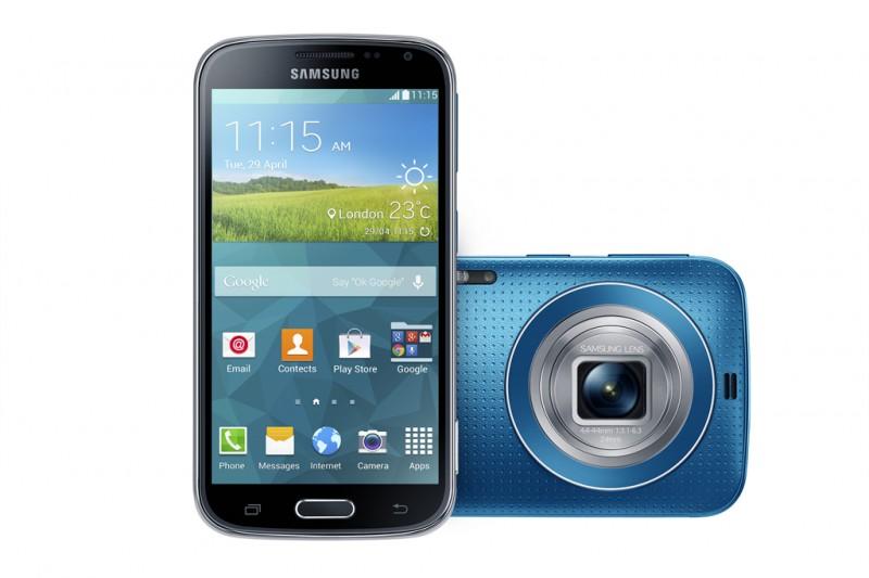 Samsung Galaxy K Zoom / fot. Samsung