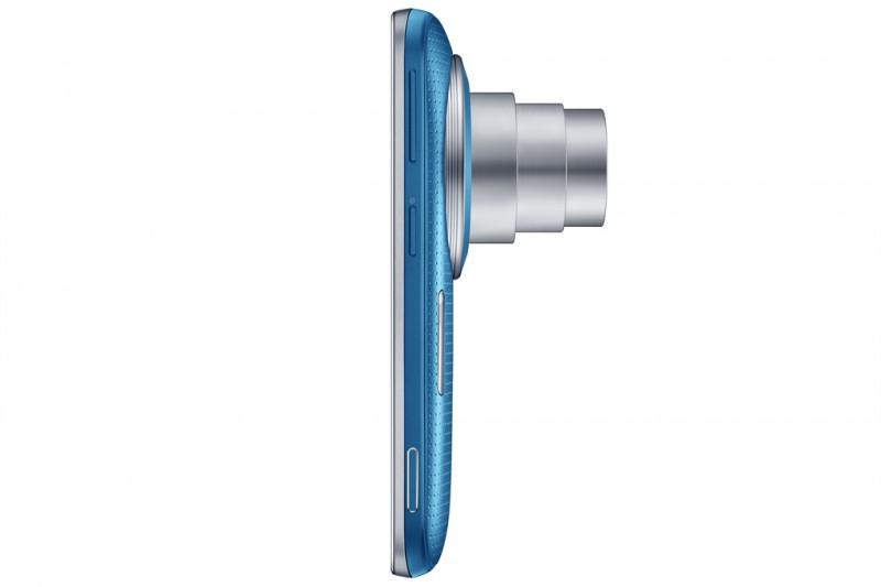 Samsung Galaxy K Zoom - obiektyw / fot. Samsung