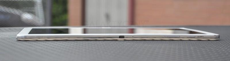 Samsung Galaxy Note PRO - górna krawędź / fot. galaktyczny