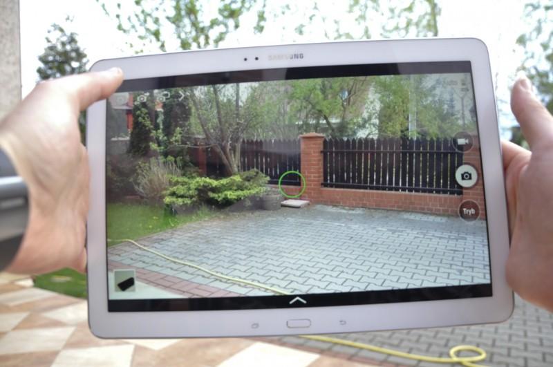 Samsung Galaxy Note PRO - Aparat / fot. galaktyczny