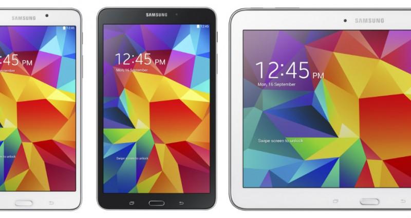 Galaxy Tab 4 / fot. Samsung