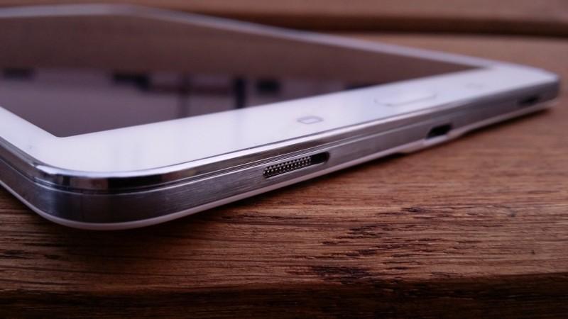 Samsung Galaxy Tab PRO 8.4 - głośniki / fot. galaktyczny.pl