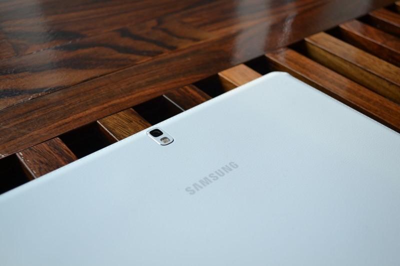 Samsung Galaxy Note 10.1 2014 Edition - Aparat / fot. galaktyczny