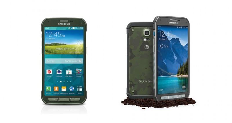 Samsung Galaxy S5 Active AT&T / fot. AT&T