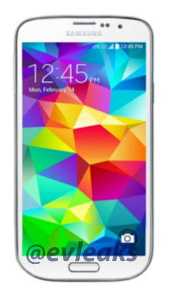 Samsung Galaxy S5 mini (S5 Dx) / fot. evleaks