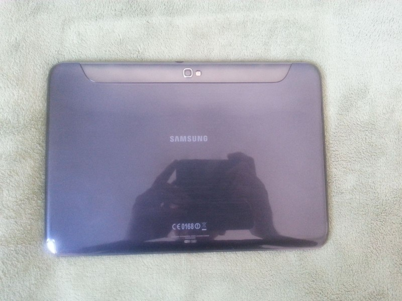 Samsung Galaxy Note 10.1 - tył