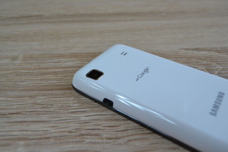 Samsung Galaxy S / fot. galaktyczny.pl