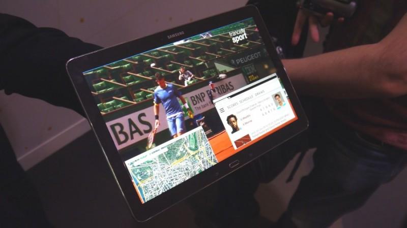 Tablet Samsung z 4K