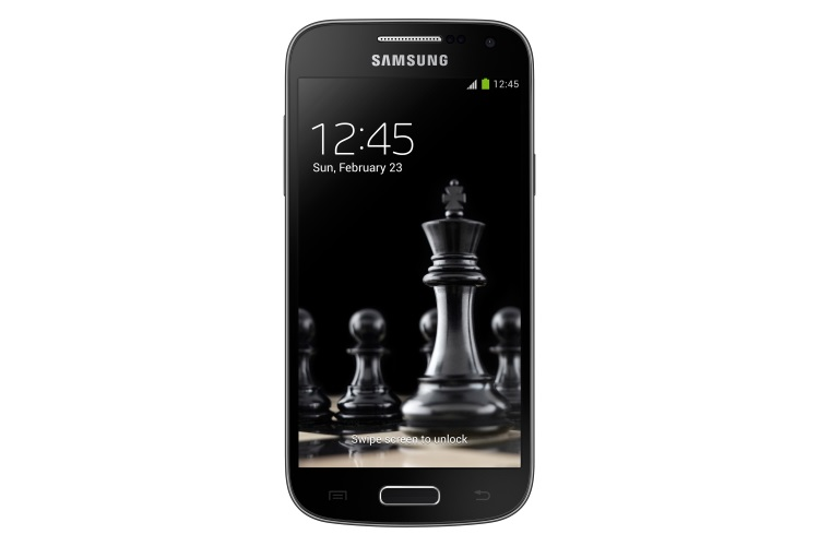 Samsung Galaxy S4 mini Black Edition / fot. Samsung