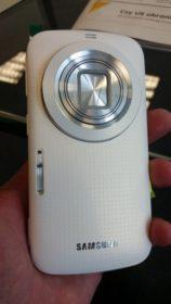 Samsung Galaxy K Zoom - tył
