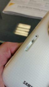 Samsung Galaxy K Zoom - lampa