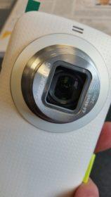 Samsung Galaxy K Zoom - obiektyw