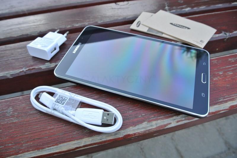 Samsung Galaxy Tab 4 7.0 - zawartość zestawu