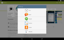 Dostępne aplikacje w wersji darmowej