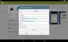 Dodawanie skrótu do Google Play