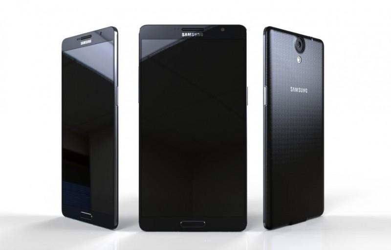 Projekt Galaxy Note 4