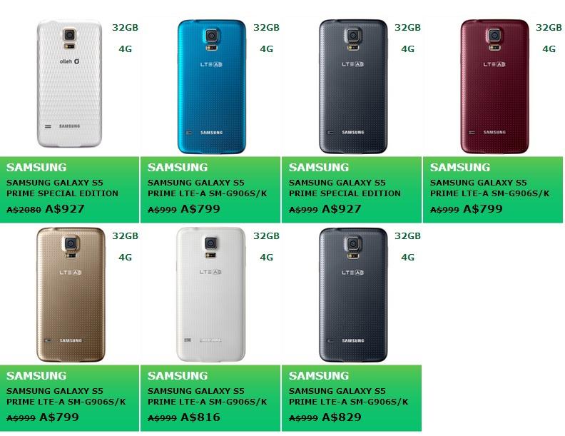 Galaxy S5 LTE-A / fot. 28mobile
