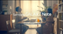 Teaser Samsunga GALAXY Note 4