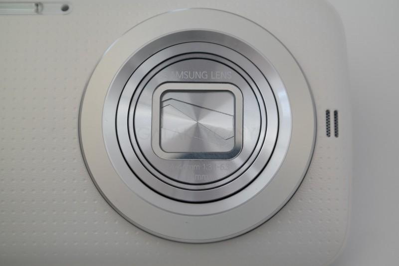 Galaxy K Zoom - obiektyw