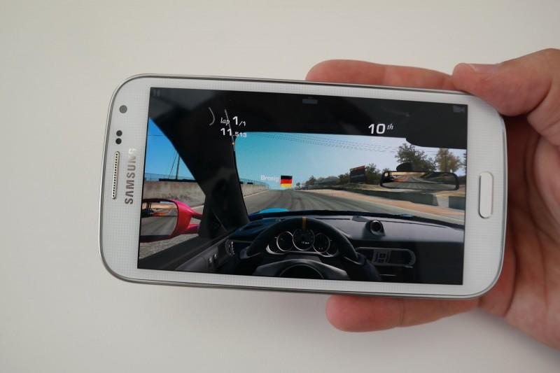 Galaxy K Zoom - Real Racing 3