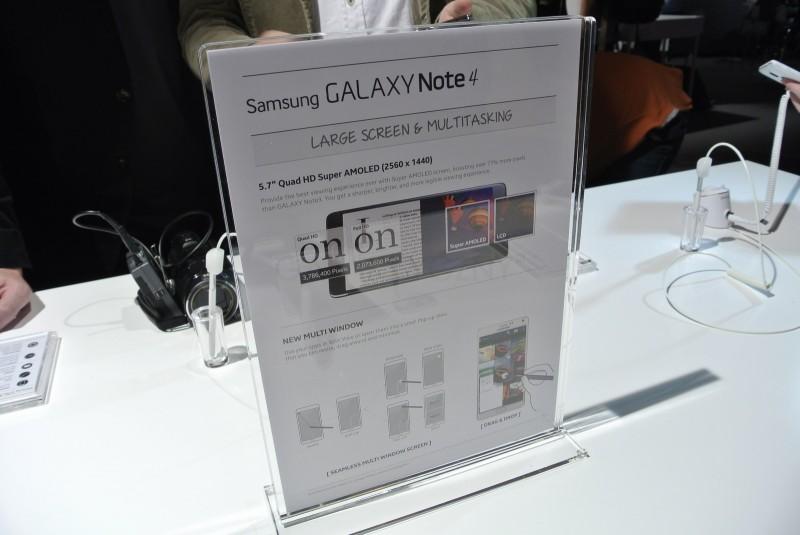 Galaxy Note 4 - ekran i Multiwindow