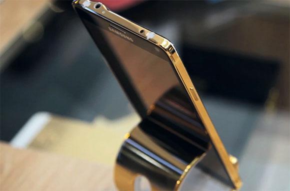 Samsung Galaxy Note 4 Gold Edition