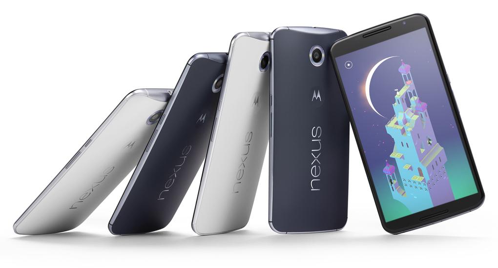 Nexus 6 / fot. Google