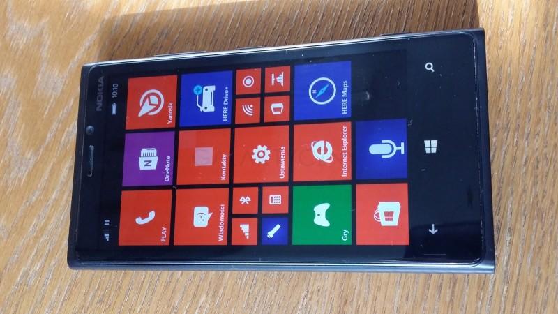 Nokia Lumia 920 - ekran
