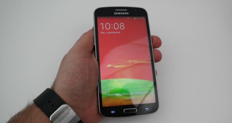 Samsung Galaxy Grand 2 - ekran