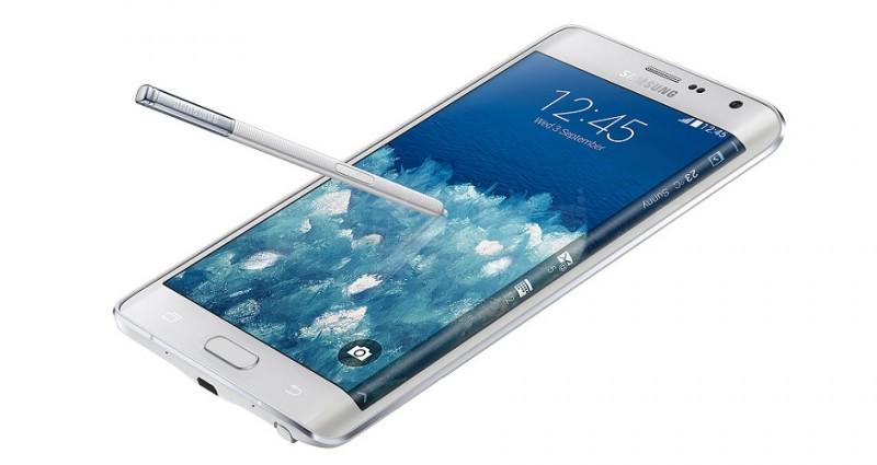 Samsung Galaxy Note Edge / fot. Samsung