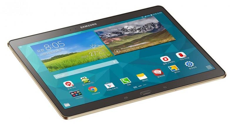 Samsung Galaxy Tab S 10.5 LTE-A SM-T805K