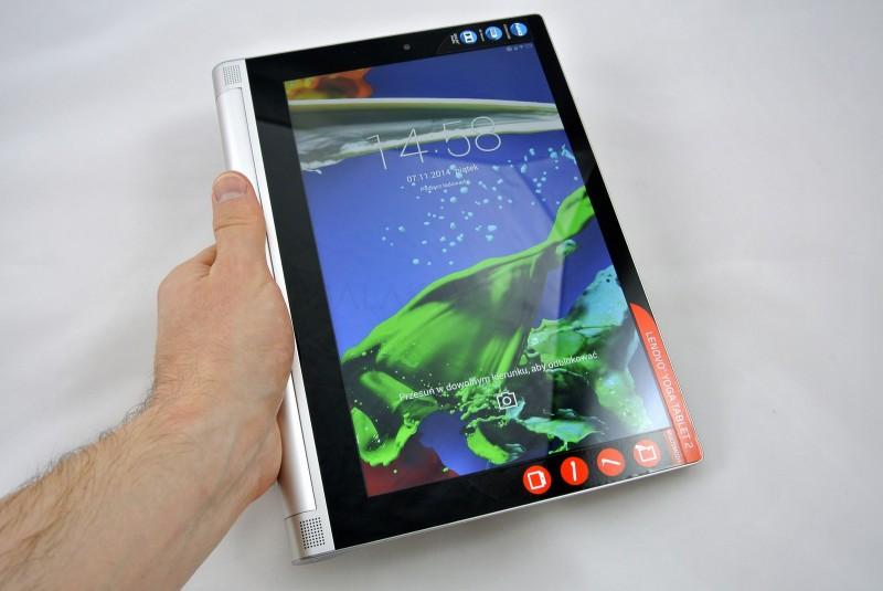 Lenovo Yoga Tablet 2 / fot. galaktyczny