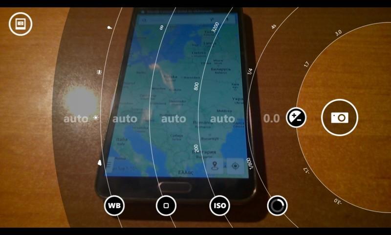 Nokia Lumia 920 - aparat