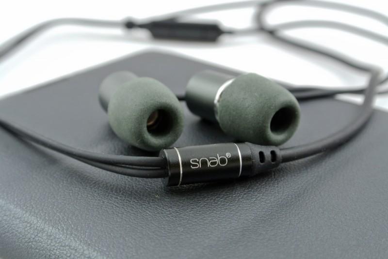 Snab Overtone Earplug EP-81M