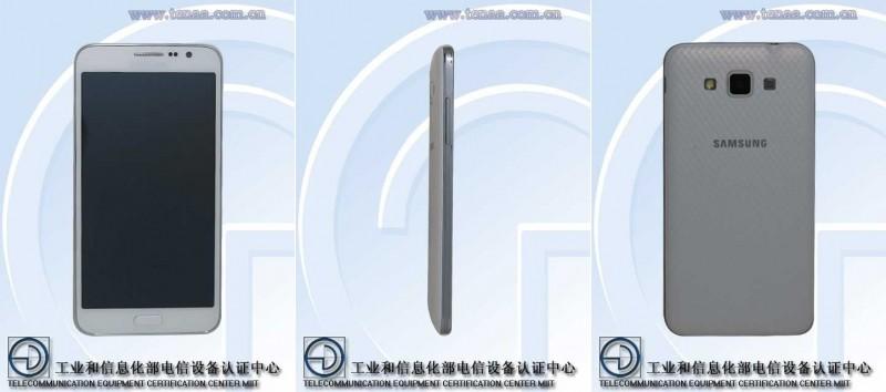 Samsung Galaxy Grand 3 / fot. TENAA