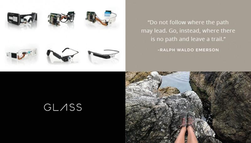 Google Glass Explorer / fot. Google