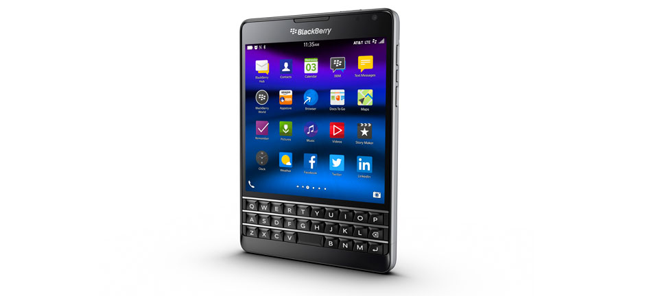 BlackBerry Passport / fot. BlackBerry