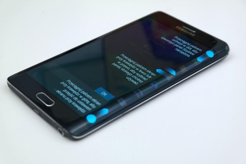 Samsung Galaxy Note Edge / fot. galaktyczny