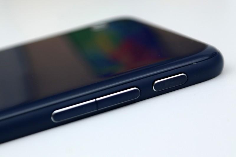 HTC Desire 816 - przyciski / fot. galaktyczny.pl