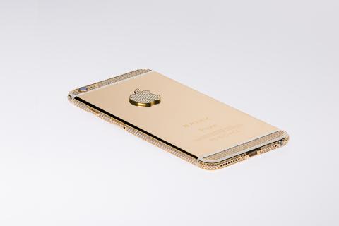iPhone 6 z 12.8K diamentami